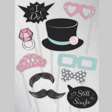 Fotosticks wedding props