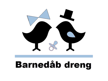 Picture for category Barnedåb dreng